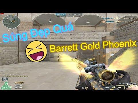 [ Bình Luận CF ] Barrett Gold Phoenix ✔「Pino.NTK」