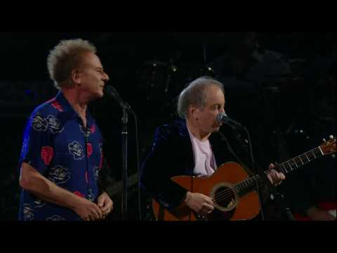 Simon & Garfunkel Live in MSG Remastered Best Of - Best Quality in HD 1920x1080p