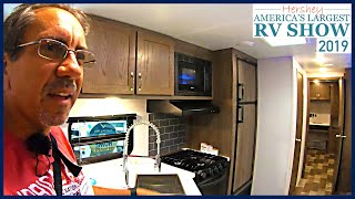 Hershey RV Show 2019: East to West Travel Trailers