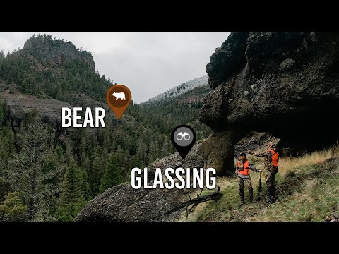 How To E-Scout For Bears | Western Spring Black Bear Hunting