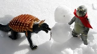 """Monster Island Buddies: Episode 59 - """"Snow Day"""""""