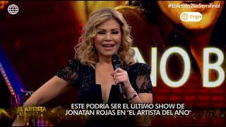 El Gran Show - El Artista del Año 2 15/09/2018 parte 5/5