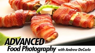 Advanced Food Photography - with Andrew DeCarlo