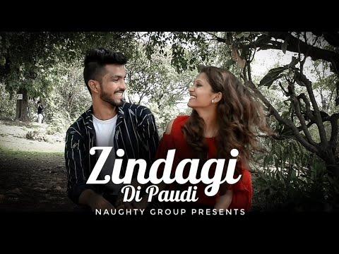 Zindagi Di Paudi Song : Millind Gaba & Jannat Zubair   Bhushan Kumar   Naughty Group