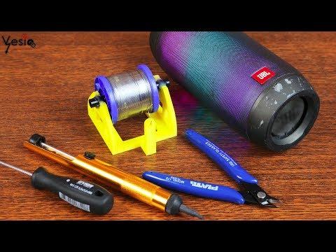 Kako promeniti micro USB na JBL Pulse 2 zvucnik ( baterija se ne puni )