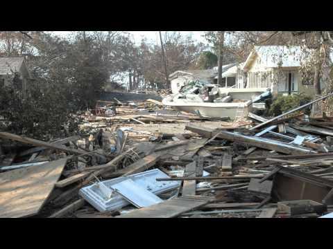 Hurricane Katrina Project (Damage Costs)