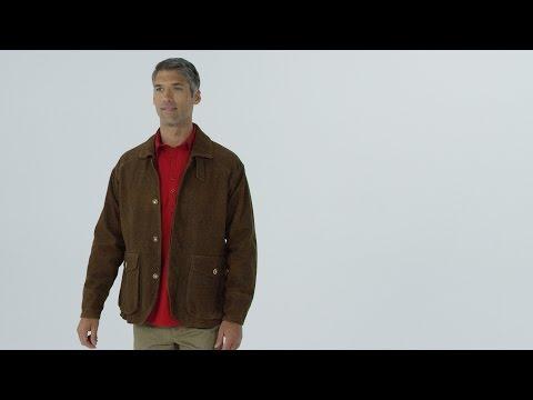 ORVIS - Theodore Roosevelt Leather Riding Jacket