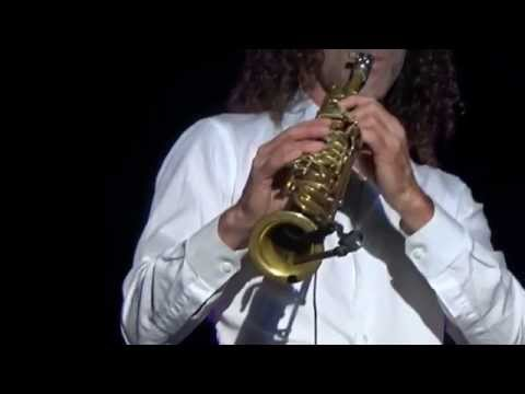 Kenny G Live Performance in Prambanan Jazz 2015