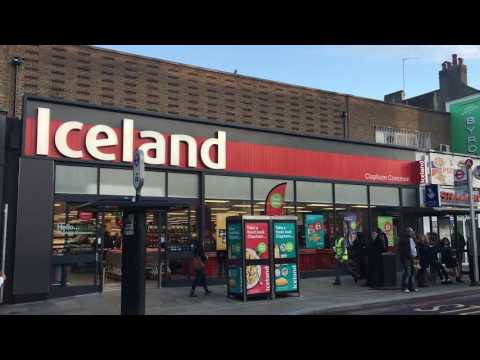 Iceland: Frozen Food Reinvented