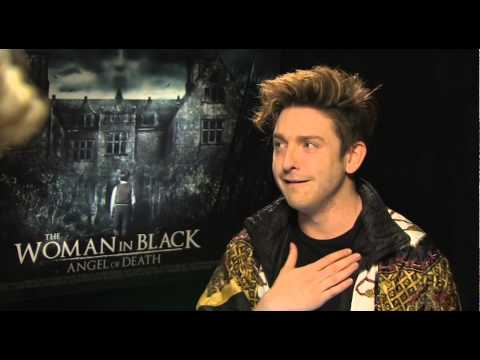 The Woman In Black 2: Jeremy Irvine & Phoebe Fox Chat Horrors!