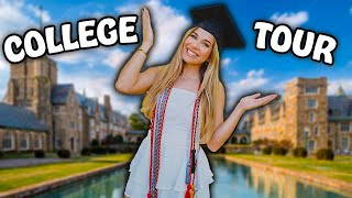 MY COLLEGE TOUR!