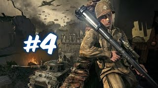Medal of Honor: Airborne Walkthrough HD - Mission 4 - The Opening