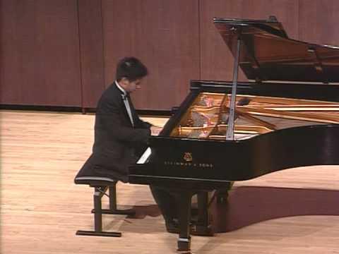 Conrad Tao - Juilliard Recital - Rachmaninoff Prelude Op 23, No. 2 in B-Flat Major