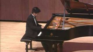 Conrad Tao - Juilliard Recital - Rachmaninoff Prelude Op 23, No. 2 in B-Flat Major