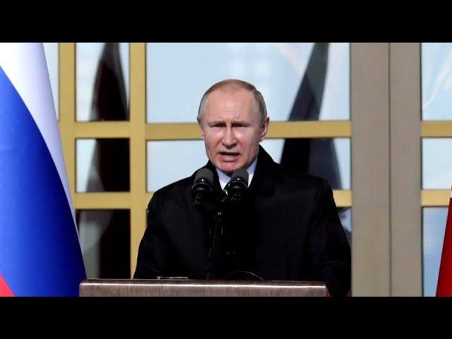 New U.S. sanctions target Russian elites