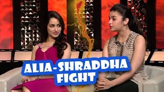 Alia Bhatt Fight With Shraddha Kapoor | Latest Bollywood Movies News 2016