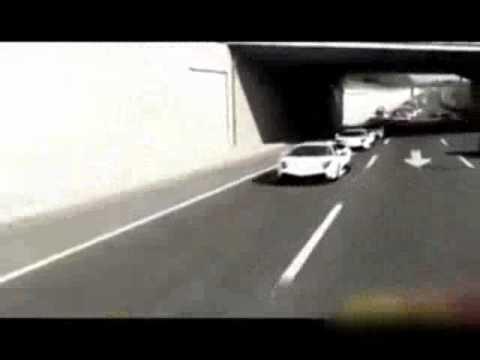 12 siêu xe Lamborghini trong đám cưới đại gia   minhquang2403