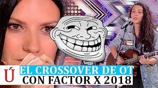 El trolleo de Operación Triunfo a Factor X tras su brillante estreno