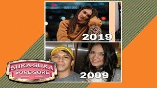Download Video Ikut #TENYEARSCHALLENGE Luna Maya Malah Baper - Suka Suka Sore Sore (18/1) PART 4 MP3 3GP MP4