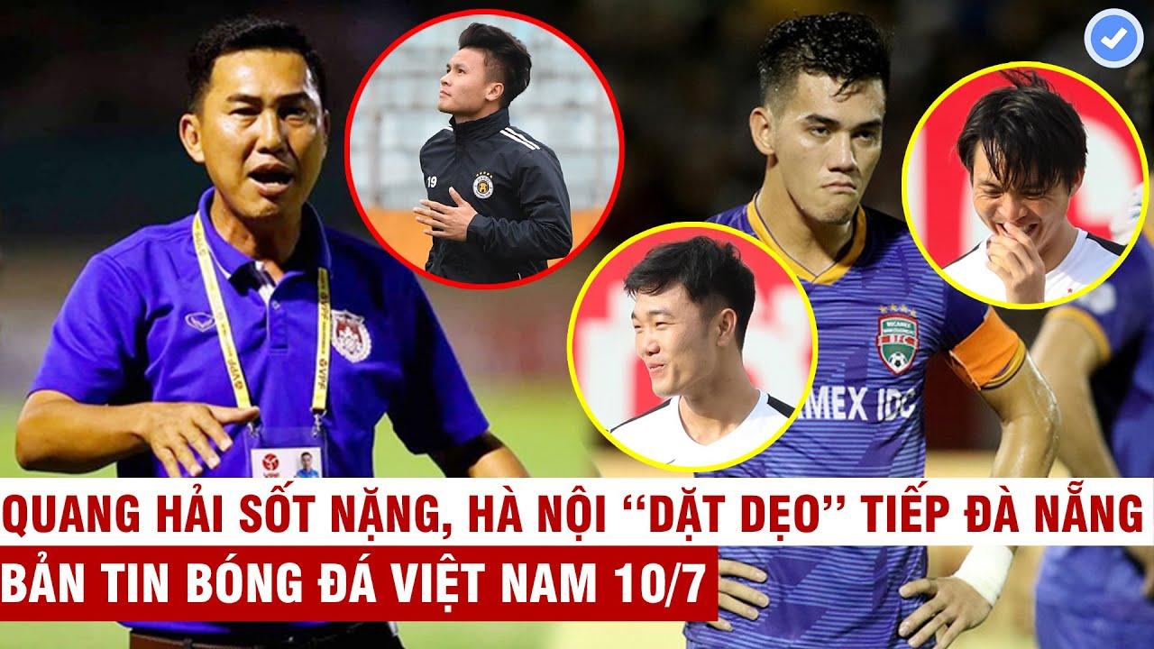 VN Sports 10/7 | HLV Phố Hiến bị cấm chỉ đạo, Tiến Linh đấu Xuân Trường - Tuấn Anh