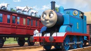Томас и его друзья | ПРЯМОЙ ЭФИР | Детские мультики | Видео для детей | Мультик про паровозики