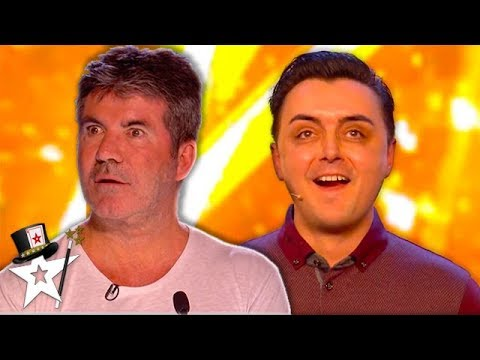 Golden Buzzer Magician Leaves Judges In Tears After Emotional Audition On Britain's Got Talent 2018 Mp3
