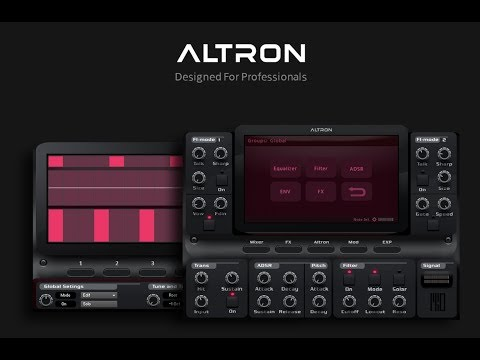 Synth Giveaway! Altron is next level