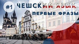 Урок чешского 1: Приветствия, первые фразы