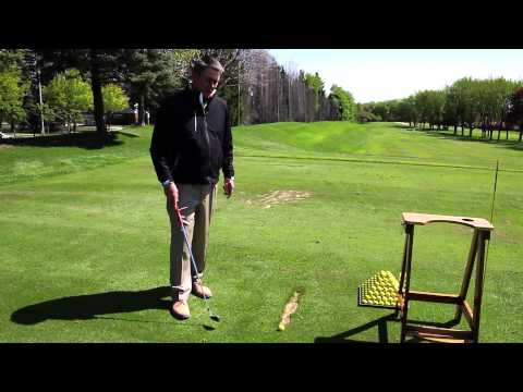Range Divot Repair with Dylan Hills