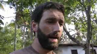 Organic Gardening update Seed Saving Farm in India #1