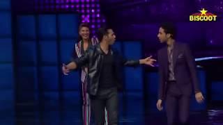 Jacqueline Fernandez, Varun Dhawan & Raghav Juyal Show Off Their Dancing Moves | Official Video
