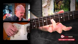 Killer Blues Vibrato - Blues Guitar Lesson - Fee Beginner Guitar Lesson - Guitar Tricks