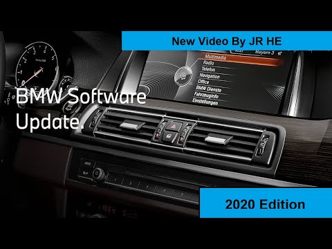 How To Update BMW IDrive Software In 2019