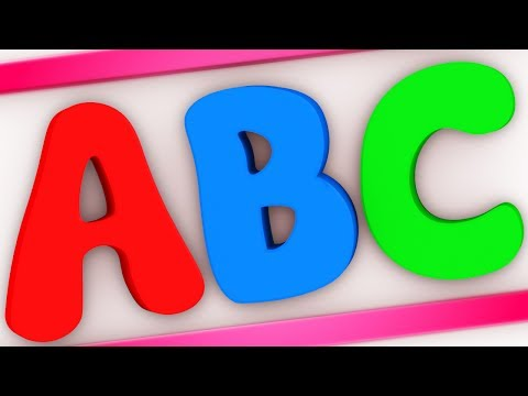 abc song Learning Alphabets Preschool rhyme Abc Songs For Kids And Children kids tv S03 EP111