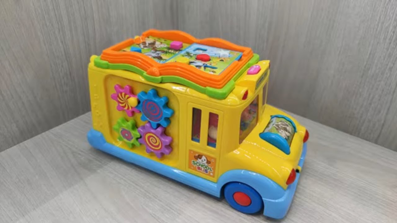 Интерактивный автобус