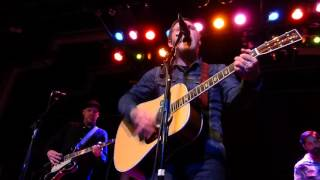 "Brian Fallon & The Crowes ""Among Other Foolish Things"" Mpls,Mn 3/19/16 HD"