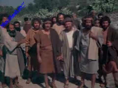 """Phim """"Cuộc đời chúa Jesus"""" chap 3"""