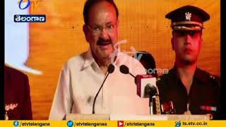 IF Neglect Mother Language , Problems to Come to People   Vice President Venkaiah Naidu
