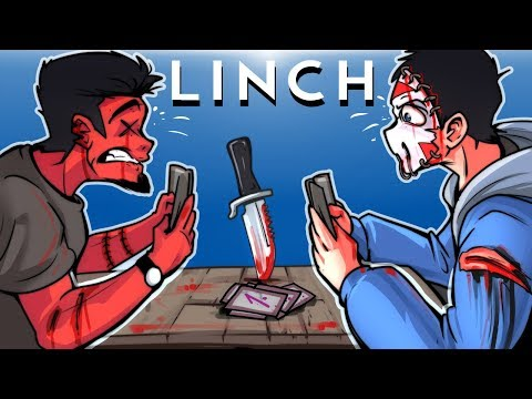 LINCH - 1v1 DEADLY CARD GAME! (2 Matches)