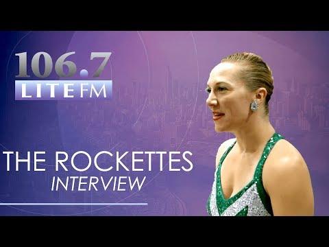 Lite FM Mornings - Radio City Rockettes Talk Christmas Spectacular