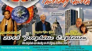Prophetic Explosion in Fort Wayne Indiana