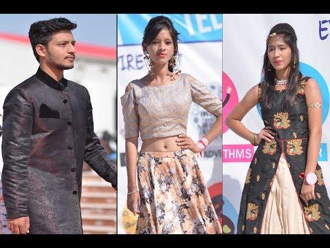 Fashion Show-Ramp Walk at RNB Global University