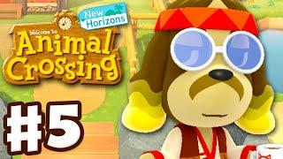 Harv's Island! Visiting Photopia! - Animal Crossing: New Horizons - Gameplay Walkthrough Part 5