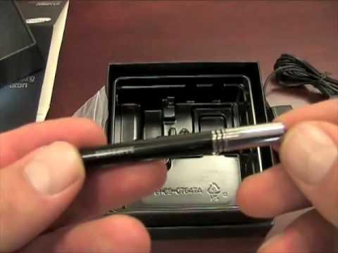 Samsung Pixon M8800 - Part 1