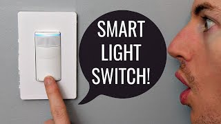 Best Smart Light Switch? Ecobee Switch+ Review!