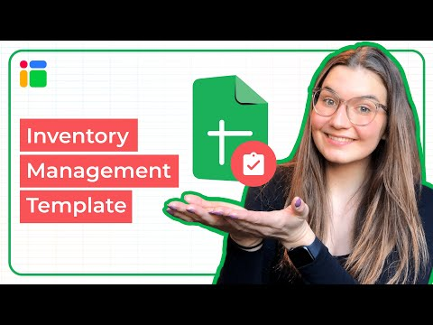 Inventory Management Template In Google Sheets: How To Install & Use