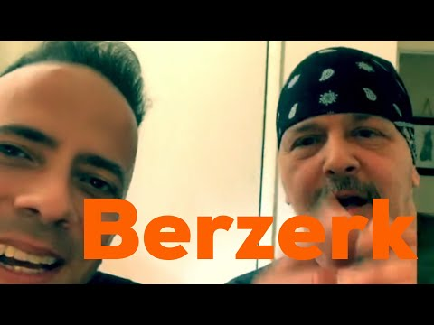 Eminem Berzerk (Official)Video Reaction (Explicit) With An Old School Mid West Storm