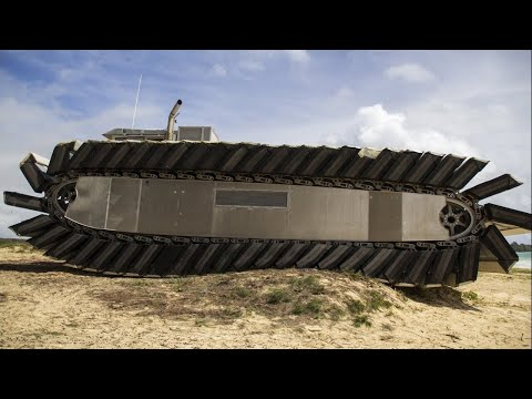 Weird & Extreme Off-Road Vehicles