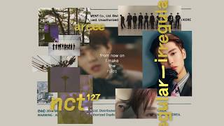 Gambar cover [ENGLISH COVER] NCT 127 - SIMON SAYS