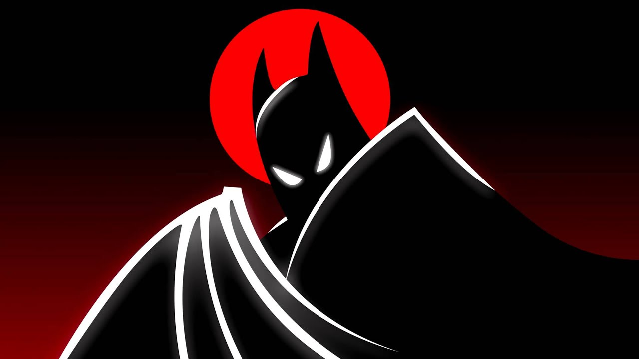 Batman the animated series extended main title - Batman cartoon images ...